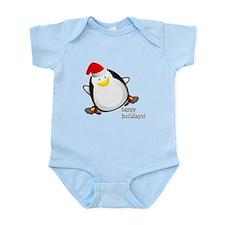 Tappy Holidays! by DanceShirts.com Infant Bodysuit