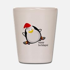 Tappy Holidays! by DanceShirts.com Shot Glass