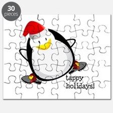 Tappy Holidays! by DanceShirts.com Puzzle