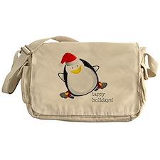 Tappy Holidays! by DanceShirts.com Messenger Bag