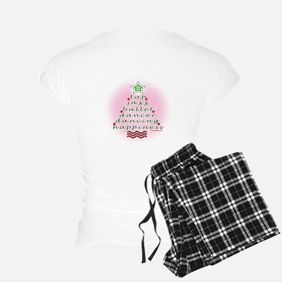Tappy Holidays! by DanceShirts.com Pajamas