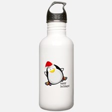 Tappy Holidays! by DanceShirts.com Water Bottle