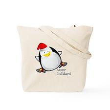 Tappy Holidays! by DanceShirts.com Tote Bag