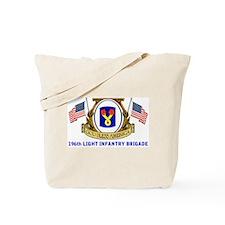 196th Tote Bag
