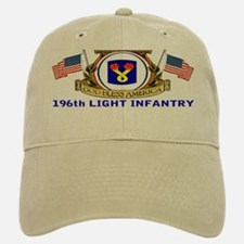 196th Baseball Baseball Cap