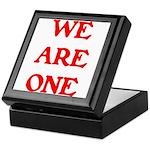 WE ARE ONE XXV Keepsake Box
