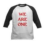 WE ARE ONE XXV Kids Baseball Jersey