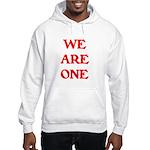WE ARE ONE XXV Hooded Sweatshirt