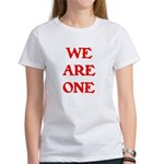 WE ARE ONE XXV Women's T-Shirt
