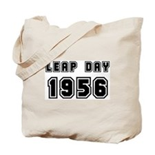 LEAP DAY 1956 Tote Bag
