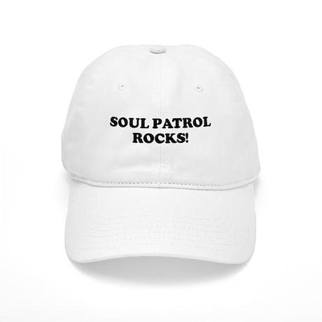 Soul Patrol Rocks Cap