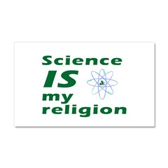 Religion Car Magnet 20 x 12