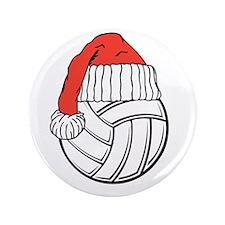 """Unique Sports christmas 3.5"""" Button (100 pack)"""