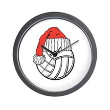 Unique Sports christmas Wall Clock