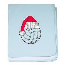 Cute Sports christmas baby blanket