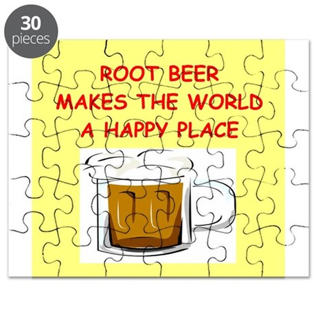root beer Puzzle