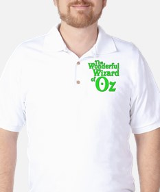 The Wonderful Wizard of Oz Golf Shirt