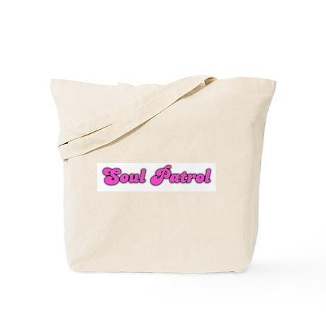 Pink Soul Patrol Tote Bag