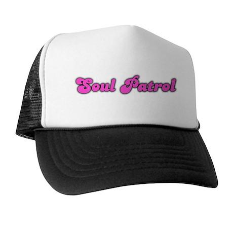 Pink Soul Patrol Trucker Hat