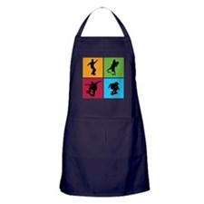 Nice various skating Apron (dark)