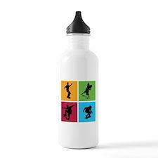 Nice various skating Water Bottle
