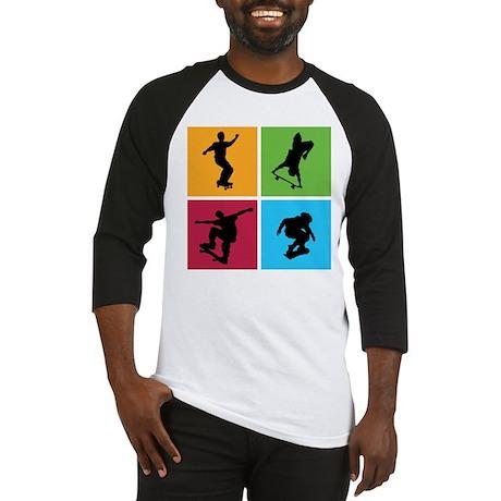 Nice various skating Baseball Jersey