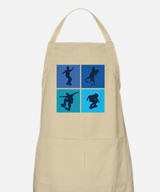 Nice various skating Apron