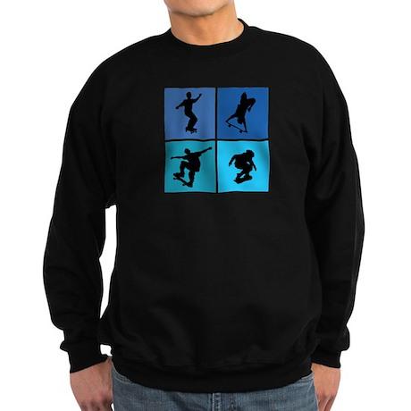 Nice various skating Sweatshirt (dark)