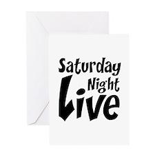 Saturday Night Live SNL Greeting Card