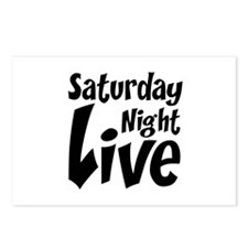 Saturday Night Live SNL Postcards (Package of 8)