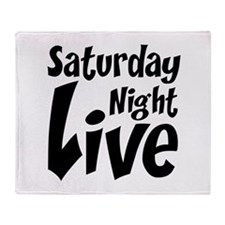 Saturday Night Live SNL Throw Blanket