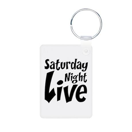 Saturday Night Live SNL Aluminum Photo Keychain