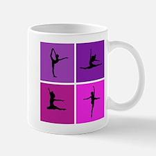 Nice various dancing Mug