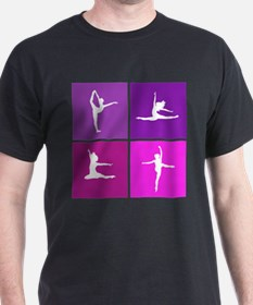 Nice various dancing T-Shirt
