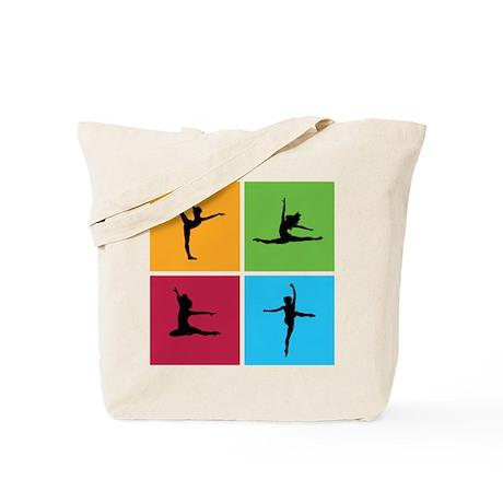 Nice various dancing Tote Bag