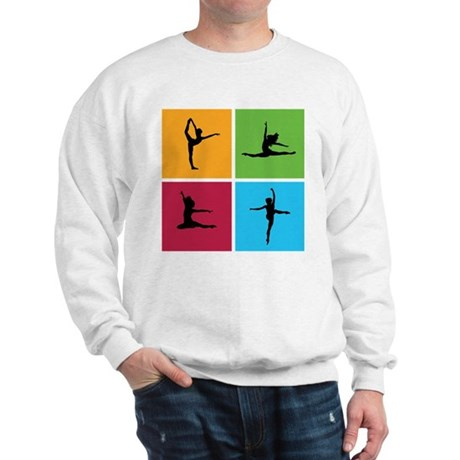 Nice various dancing Sweatshirt