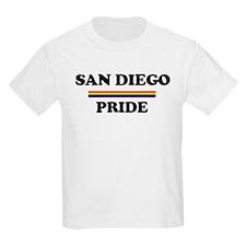 SAN DIEGO Pride Kids T-Shirt