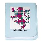 Lion - MacGuire baby blanket
