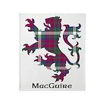 Lion - MacGuire Throw Blanket