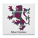 Lion - MacGuire Tile Coaster