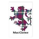 Lion - MacGuire Postcards (Package of 8)