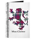 Lion - MacGuire Journal