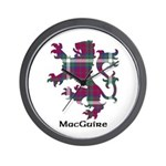 Lion - MacGuire Wall Clock