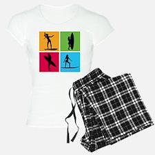 various surfing girls Pajamas