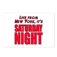 Live From New York It's Saturday Night Postcards (