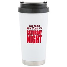 Live From New York It's Saturday Night Travel Mug