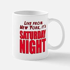 Live From New York It's Saturday Night Mug