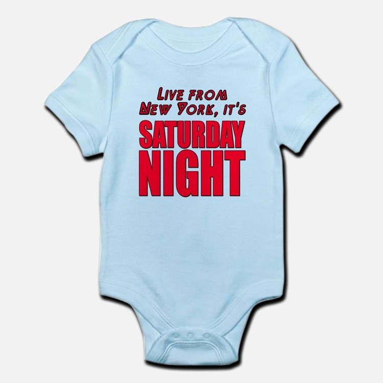 Live From New York It's Saturday Night Infant Body