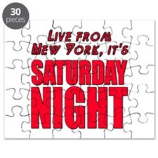 Live From New York It's Saturday Night Puzzle