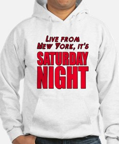 Live From New York It's Saturday Night Hoodie